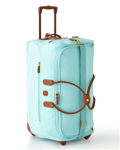 light blue luggage sets tops everything turquoise