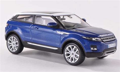 range rover blue and white range rover evoque blue white 3 turer 2011 ixo diecast