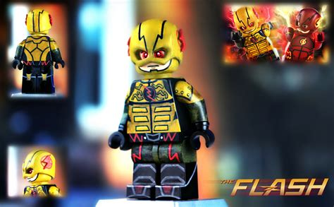 drama cool doctor x 3 lego cw the reverse flash flickr photo sharing
