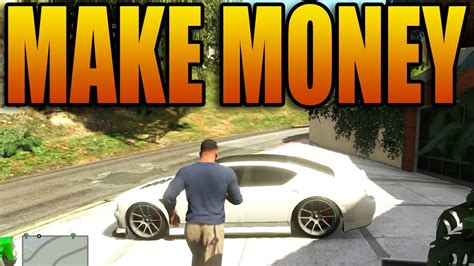 Gta 5 Online Money Making Missions - how to make a ton of money in grand theft auto v not