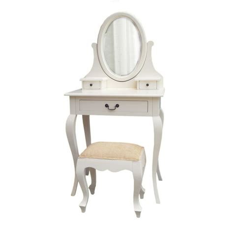 Small Desk Mirror Rectangle Glass Mirror Vanity Table With Trifold Frameless Mirror Inside Small White Vanity Desk