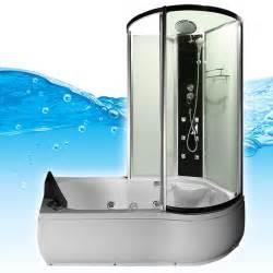 badewanne und dusche acquavapore dtp8050 ws dusch wannen kombi trendbad24