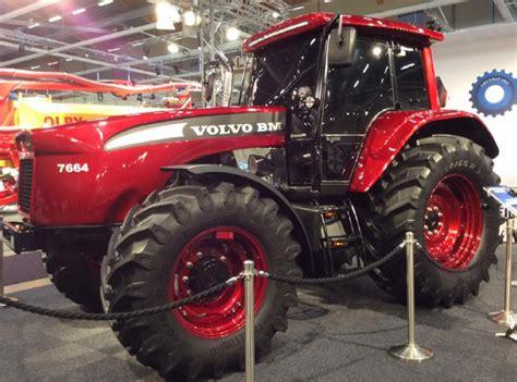 volvo tractor un retour de volvo sur le march 233 du tracteur agricole