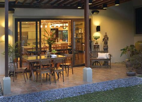 Alabang House Asian Patio Other By Design Hq Asian Patio Design