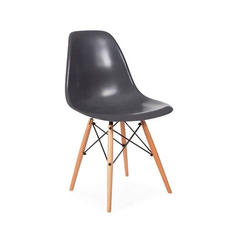 eames style chair dining chair eames style by ciel notonthehighstreet com