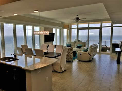 4 bedroom condos in gulf shores phoenix gulf shores 4 bedroom beachfront condo