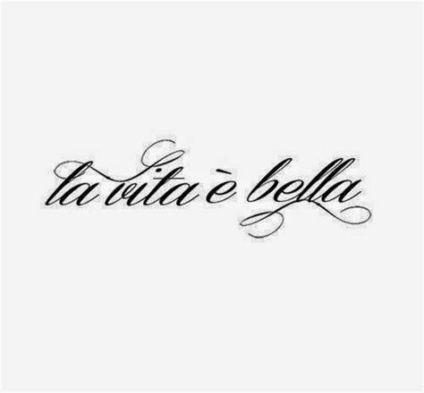 la vita e bella tattoo designs roberta charme and more la vita 232