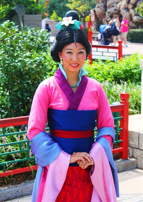 Daily Disney   Mulan   Mulan is my favorite of the Disney Pr   Flickr