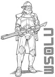trooper coloring page free coloring pages of lego wars clones