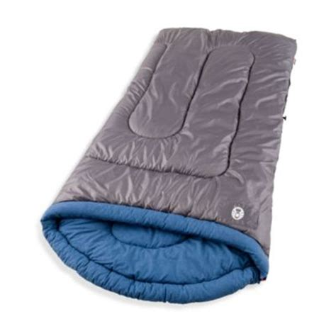 coleman adjustable comfort sleeping bag buy coleman 174 adjustable comfort adult sleeping bag from