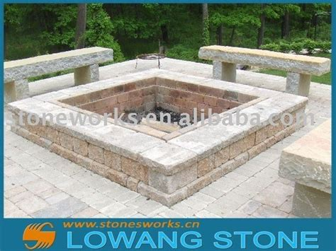 outdoor fire pit benches outdoor fire pit with limestone benches gardening
