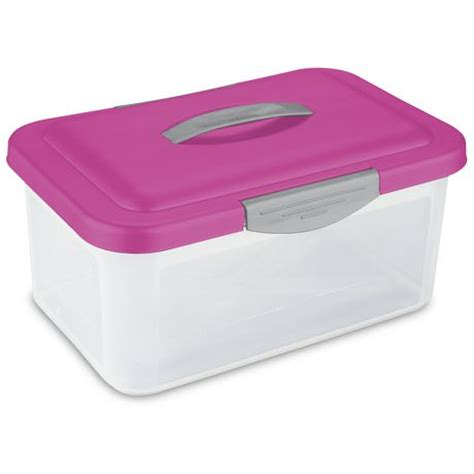 sterilite showoffs storage container 6 pack walmart ca - Sterilite Showoffs Storage Container