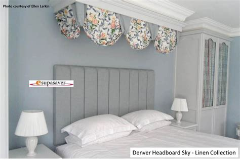 headboards denver denver bed headboard linen collection all sizes colours