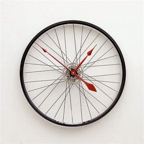 cara membuat jam dinding dari gir sepeda 10 design jam dinding terbaik dari benda benda bekas es