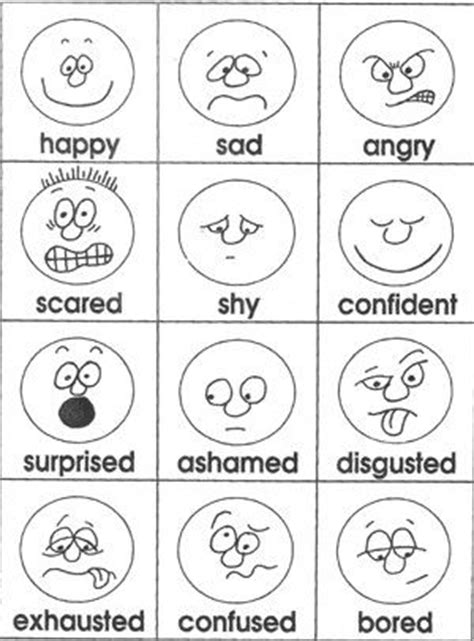 how do you doodle drawing my feelings and emotions best 25 emotion faces ideas on feelings chart