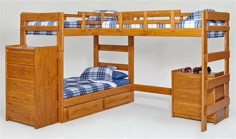 three bed bunk bed 34 fun girls and boys kid s beds bedrooms photos