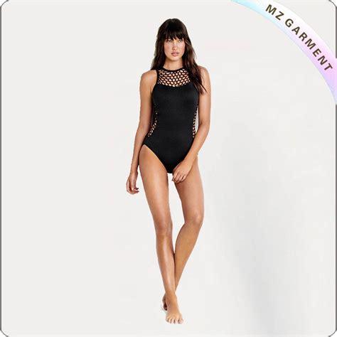 Mesh One Swim Suit china mesh one swimsuit company oem mz garment