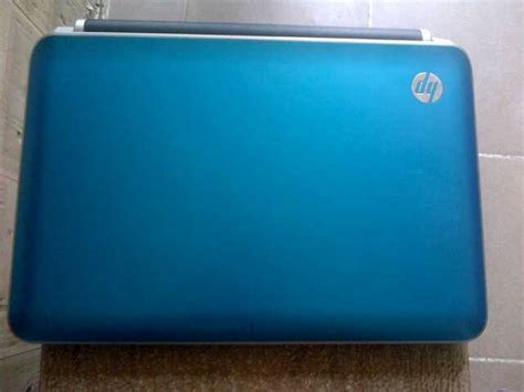 Harddisk Notebook Hp Mini hp mini laptop blue intel atom 320gb disk 1gb ram