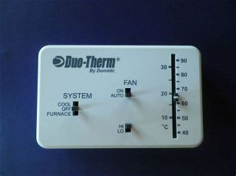 Duo Therm Comfort Digital Thermostat by Duo Therm Rv Furnace Troubleshooting
