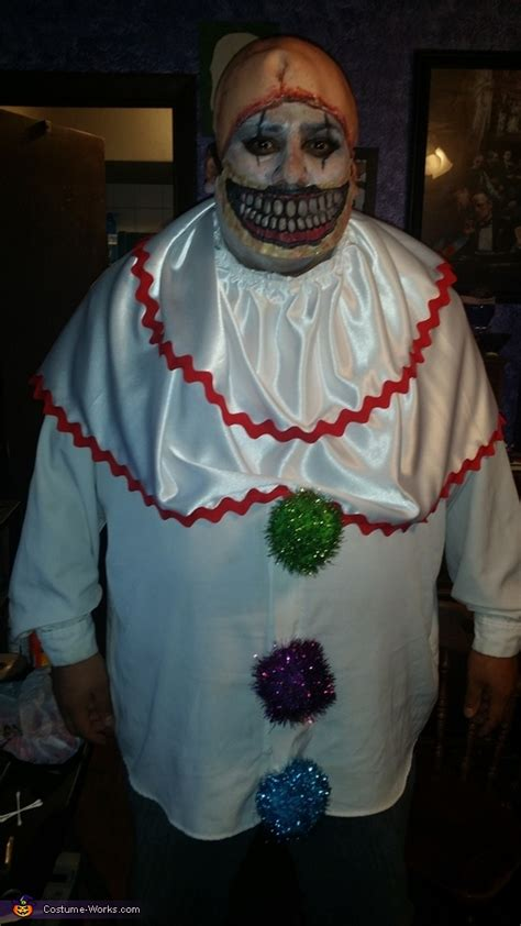 twisty  clown costume diy diy costumes