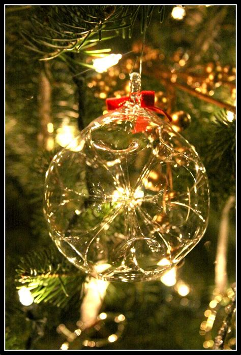 clear glass tree decorations casa de creations oh tree