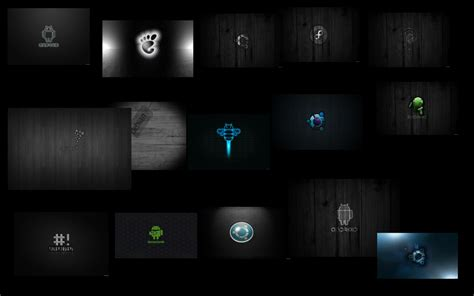 wallpaper android dark 15 dark wallpapers for linux android linuxnov