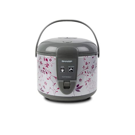 Sharp Ks N18me L Rice Cooker White home appliances rice cooker wahana superstore