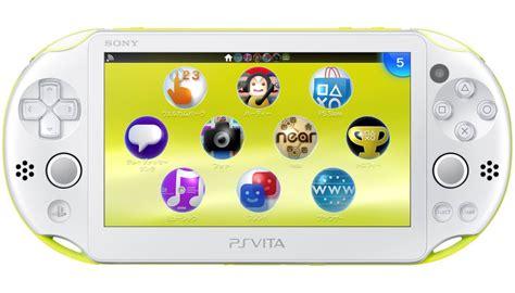 playstation vita apps coming soon u s playstation vita slim release date coming soon