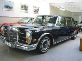 Mercedes 600s Mercedes 600