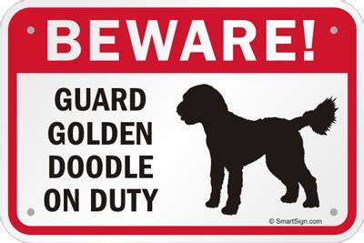 windows security sign in doodle beware sign guard golden doodle sign guard
