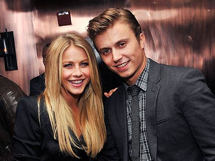 kenny wormald and julianne hough julianne hough and kenny wormald did not make out rep