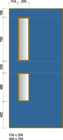 door vision panel styles door vision panels