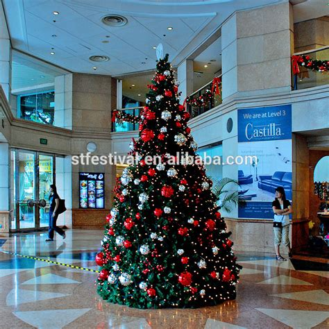 2015 christmas tree giant outdoor commercial lighted buy