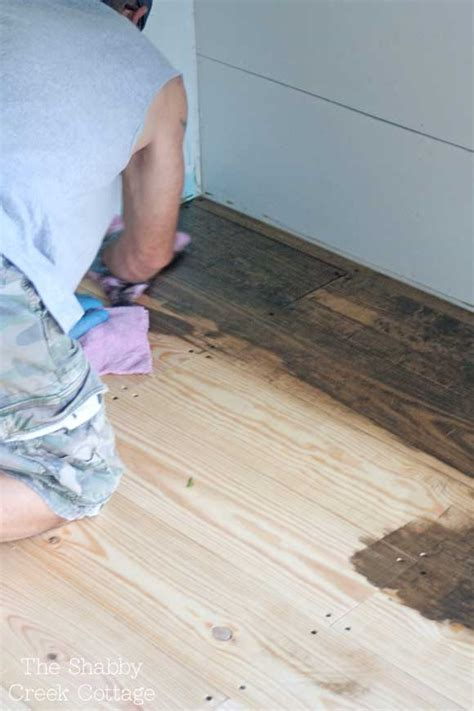 Hardwood Flooring Diy Diy Wood Floors