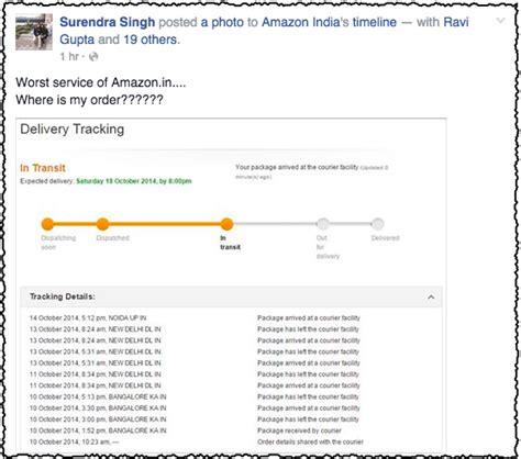 amazon tracking amazon transportation service tracking india