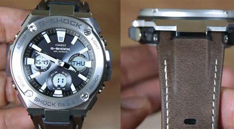 Jam Tangan Casio Hdd 600 1a Original Bergaransi casio g shock g steel gst s130l 1a indowatch co id