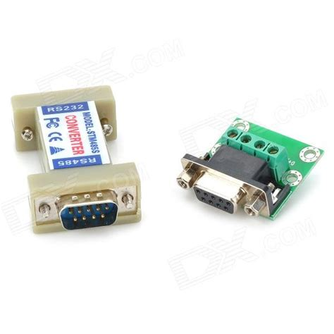 rs485 communication port rs232 to rs485 interface communication connector serial