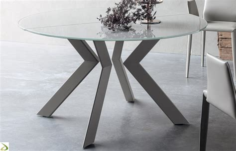 round dining table vitrix arredo design online