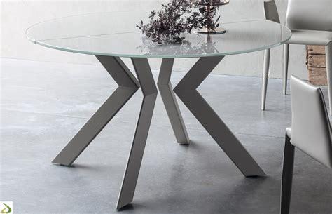 Round Dining Table Vitrix Arredo Design Online