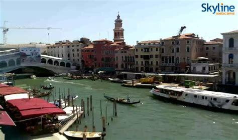 venezia web live live venice rialto bridge