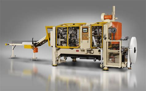 Paper Machines - paper machinery corporation introduces fastest paper cup