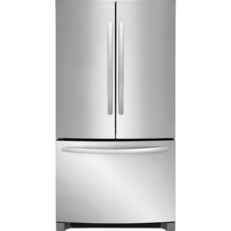 door refrigerator counter depth reviews frigidaire 22 4 cu ft door refrigerator in