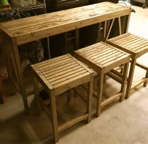 Diy Outdoor Bar Table White Sutton Custom Outdoor Bar Stools Diy Projects