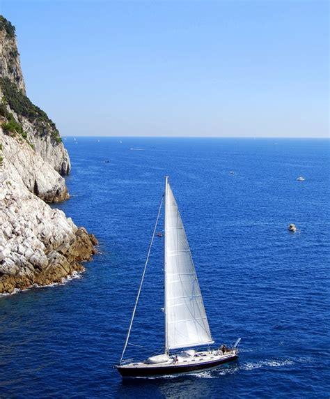 on a boat sailing sailing boat sea 183 free photo on pixabay