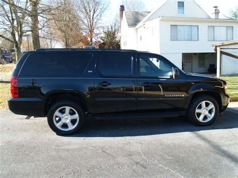 sell  suburban executive limousine limousine ceo