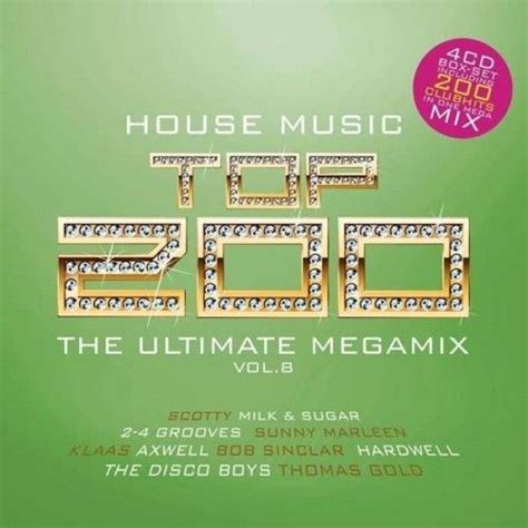 house music albums 2014 house music top 200 vol 8 cd4 mp3 buy full tracklist