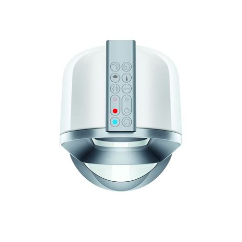 Dyson HP02 Pure Hot   Cool Link? Fan Heater Air Purifier, White/Silver   Dyson from Powerhouse.je UK