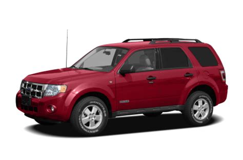 2008 ford escape overview cars com