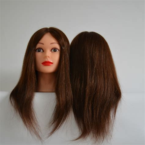 100 Human Hair Mannequin by 100 Human Hair Mannequin Professional