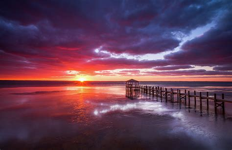 image gallery sunset obx outer banks duck north carolina sunset seascape